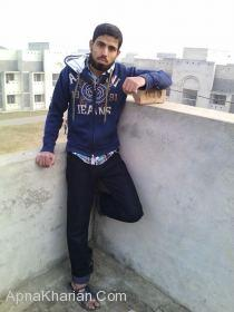 Saif Bajwa from kharian
